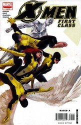 X-Men - First Class Vol.1 01-08 + Special Complete