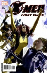 X-Men - First Class Vol.2 #01-16 + Giant-Size Complete