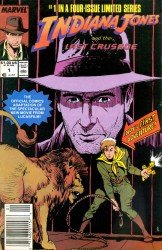 Indiana Jones and the Last Crusade #01-04 Complete