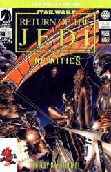 Star Wars - Infinities - Return of the Jedi (1-4 series) Complete