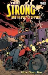 Tom Strong and the Planet of Peril #04