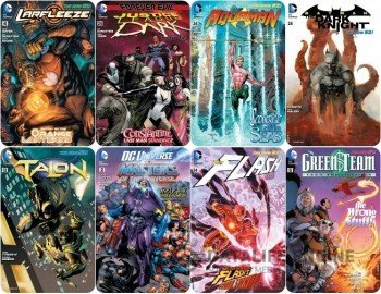Collection DC - The New 52 (23.10.2013, week 43)