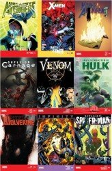 Collection Marvel (23.10.2013, week 43)