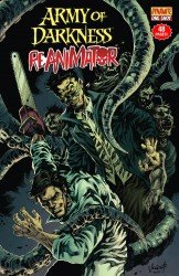 Army Of Darkness Reanimator