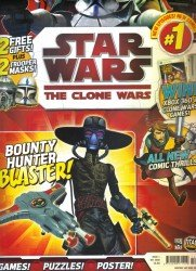 Star Wars - The Clone Wars UK Magazine (1-10, 14-41 series)