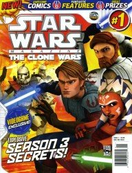 Star Wars - The Clone Wars Magazine (1-14 series)