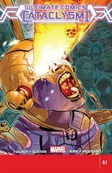 Ultimates Comics Cataclysm #0.1