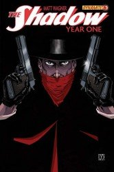 The Shadow - Year One #6
