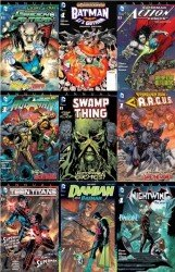 Collection DC - The New 52 (30.10.2013, week 44)