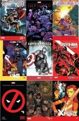 Collection Marvel (30.10.2013, week 44)