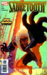Sabretooth Open Season #01-04 Complete