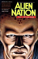 Alien Nation Vol.1 - The Spartans (1-4 series) Complete