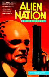Alien Nation Vol.2 - A Breed Apart (1-4 series) Complete