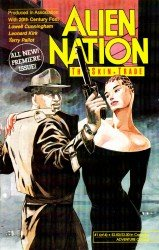 Alien Nation Vol.3 - The Skin Trade (1-4 series) Complete