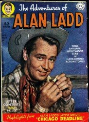 The Adventures of Alan Ladd (1-9 series) Complete