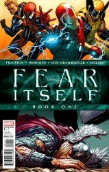 Fear Itself #01-7.3 Complete