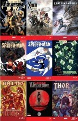 Collection Marvel (13.11.2013, week 46)