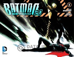 Batman Beyond 2.0 #08