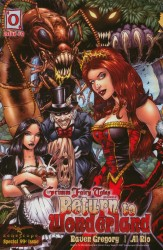 Grimm Fairy Tales - Return To Wonderland (0-6 series + cover) Complete
