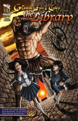Grimm Fairy Tales - The Library (1-5 series) Complete