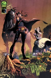 The Legend of Oz - The Wicked West (Volume 2) 1-13 series