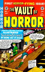 The Vault of Horror (12-40 series) Complete