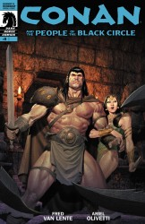 Conan - And the People of the Black Circle #2
