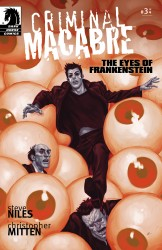 Criminal Macabre - The Eyes of Frankenstein #3