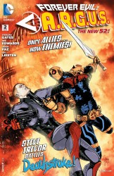 Forever Evil – A.R.G.U.S. #2