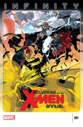 Wolverine and the X-Men Annual #01