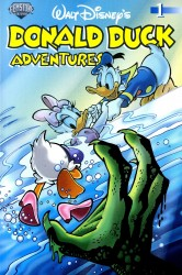 Donald Duck Adventures (Volume 3) 1-21 series