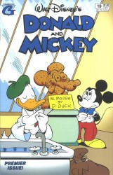 Donald and Mickey 19-30 series) Complete