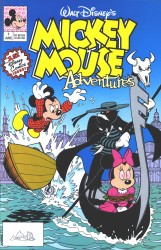 Mickey Mouse Adventures (1-18 series) Complete