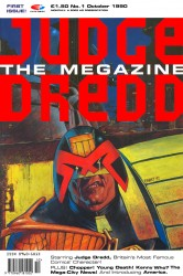 Judge Dredd Megazine Vol.1 #01-20 Complete