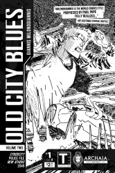 Old City Blues Vol.2 #01-04 Complete