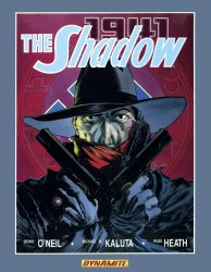 The Shadow 1941 - Hitlers Astrologer (GN)