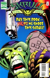 Skrull Kill Krew Vol.1 #01-05 Complete