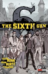 The Sixth Gun #36