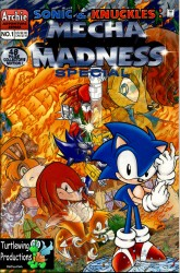 Sonic & Knuckles - Mecha Madness