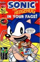 Sonic the Hedgehog - In Your Face!
