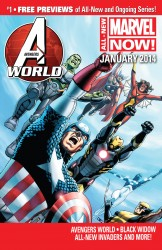 All-New Marvel Now! Previews #01