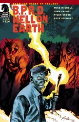 B.P.R.D. Hell on Earth 114 - Lake of Fire #5