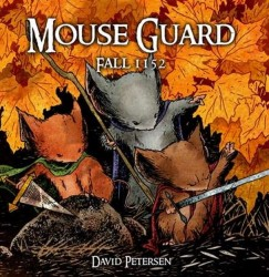 Mouse Guard - Fall 1152 (1-6 series + special) Complete