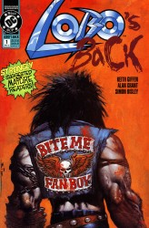 Lobo's Back (1-4 series) Complete
