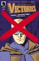 Michael Avon Oeming's The Victories #08 - Posthuman #03