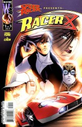 Racer X (1-3 series) Complete
