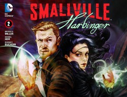 Smallville - Harbinger #02