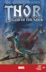 Thor - God of Thunder #17