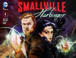 Smallville - Harbinger #4