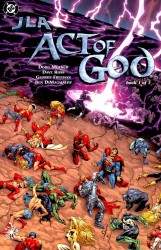 JLA - Act of God (1-3 series) Complete